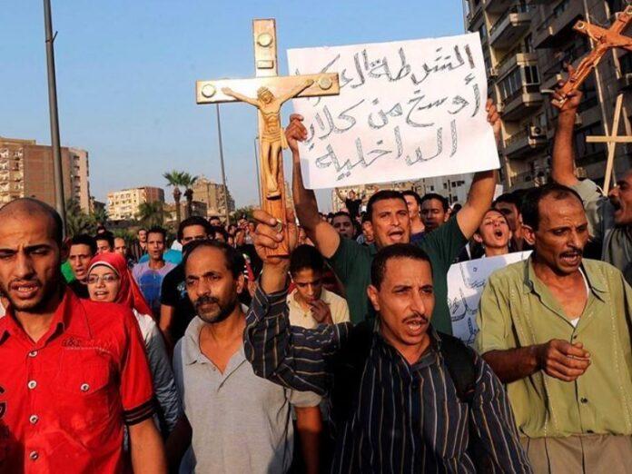 Violentos ataques contra cristianos en Egipto