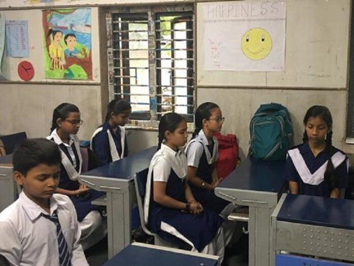 Niños cristianos diosa hindú