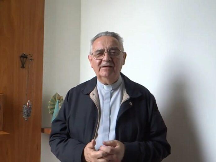 Obispo Luis Fernández dolor ofrecido en silencio