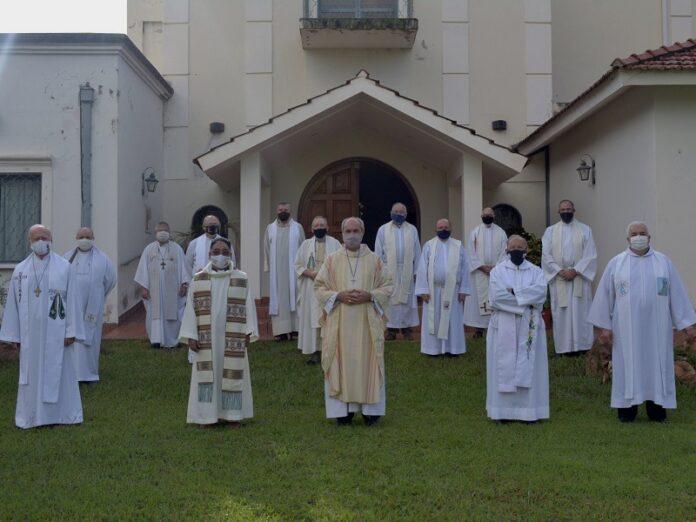 Obispos del Noroeste argentino Patria