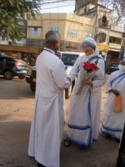 Misioneras de la Caridad 150 mujeres