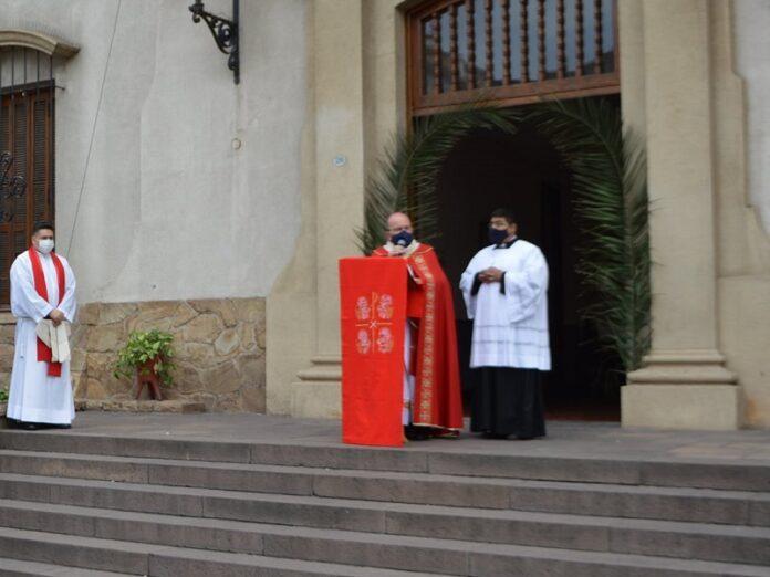 Arzobispo Cargnello denuncia falaz