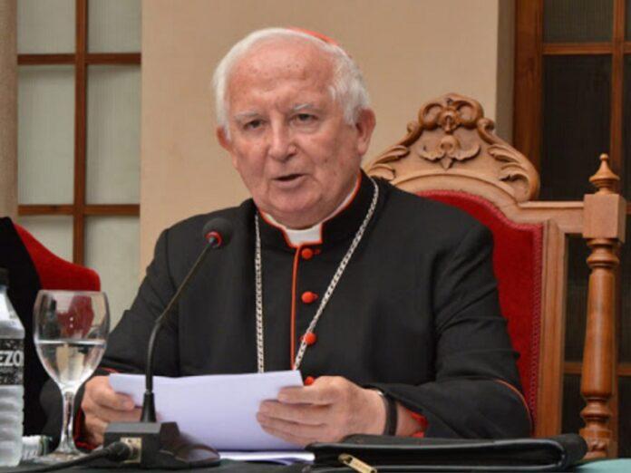 Cardenal Cañizares El reto principal