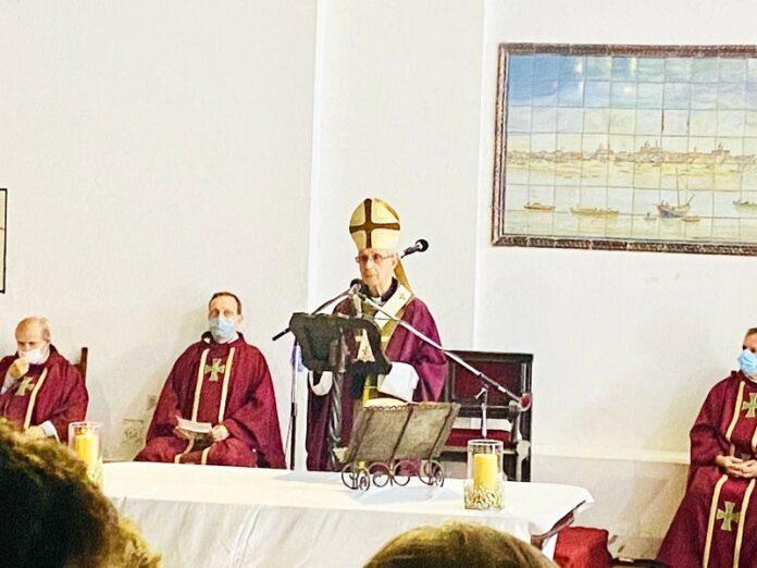 El cardenal Poli Enrique Shaw
