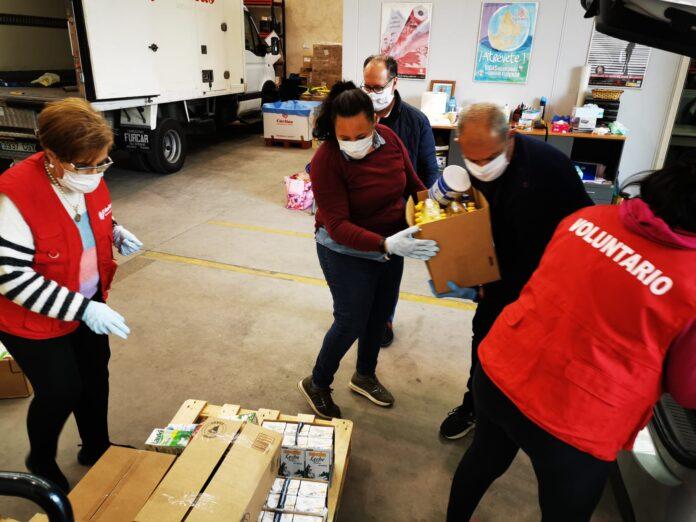 Más de 500.000 han acudido a Caritas España