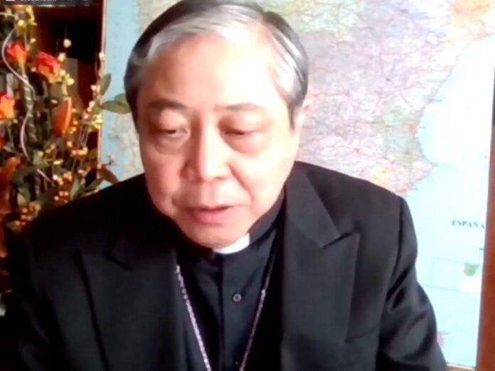 Nuncio Auza La fe cristiana