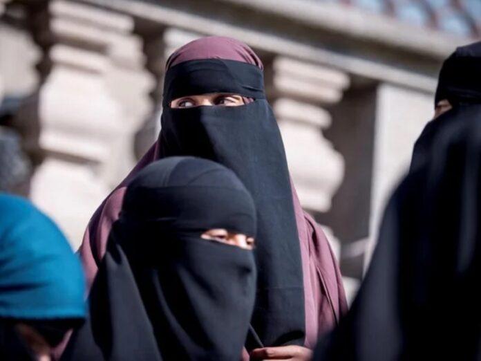 Suiza prohibición burka nicab