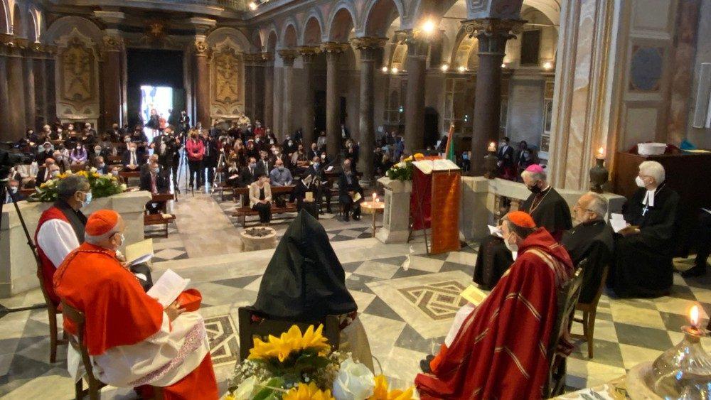 Cardenal Koch «Hoy hay más