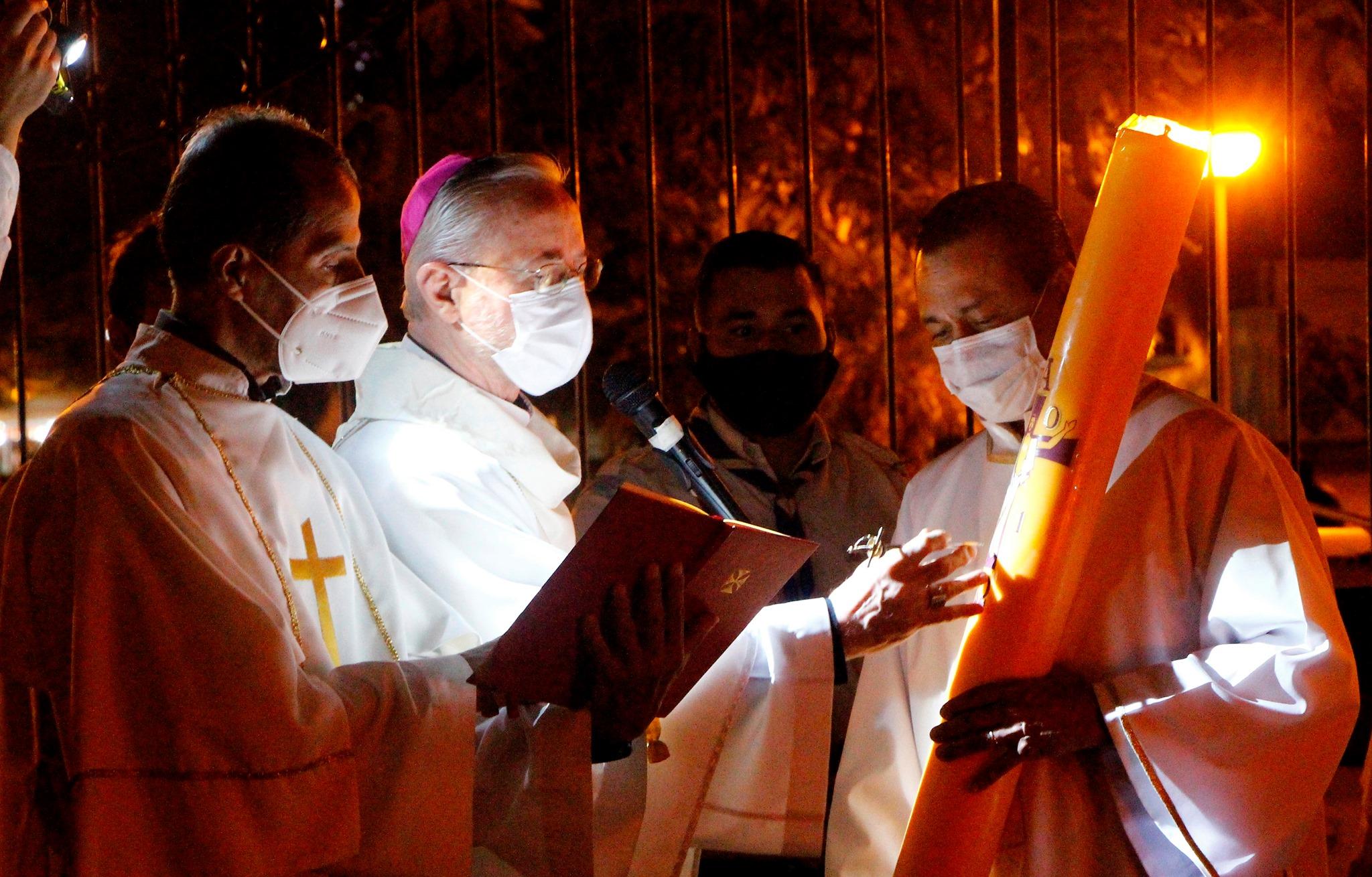 Arzobispo Stanovnik El mensaje más contundente