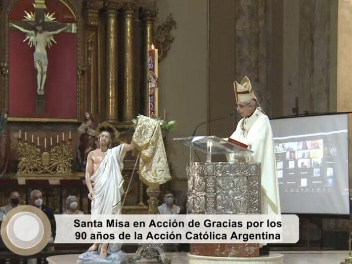 Acción Católica Argentina celebra