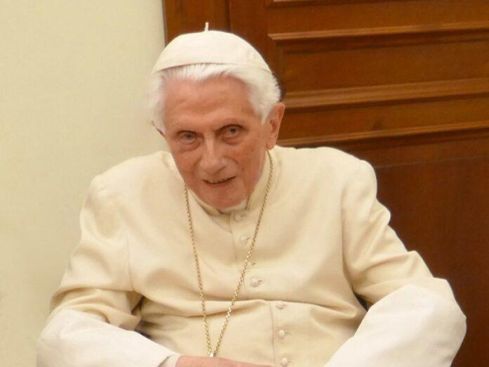 Benedicto XVI cumple 94