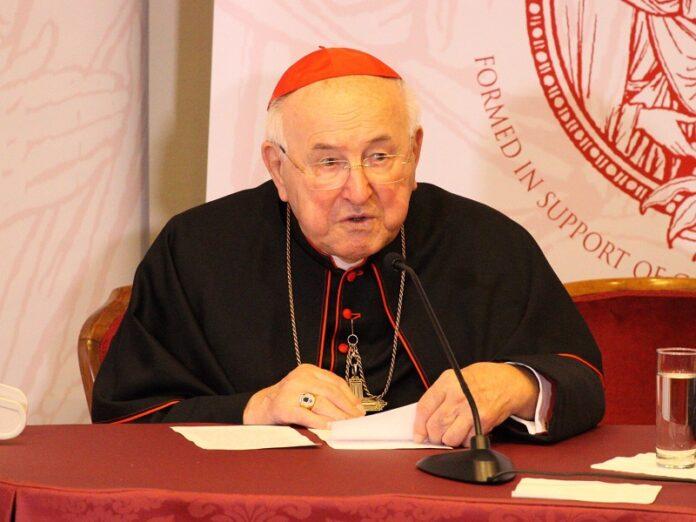 Cardenal Brandmüller En Alemania la Iglesia