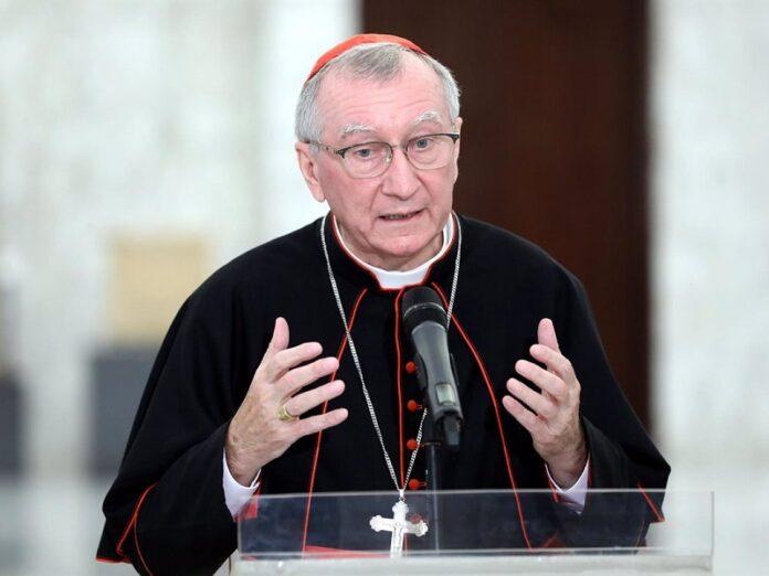 Cardenal Parolin: «La gran lección de los cristianos