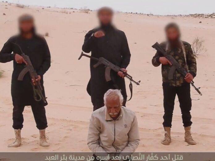 Islamistas difunden video en que asesinan