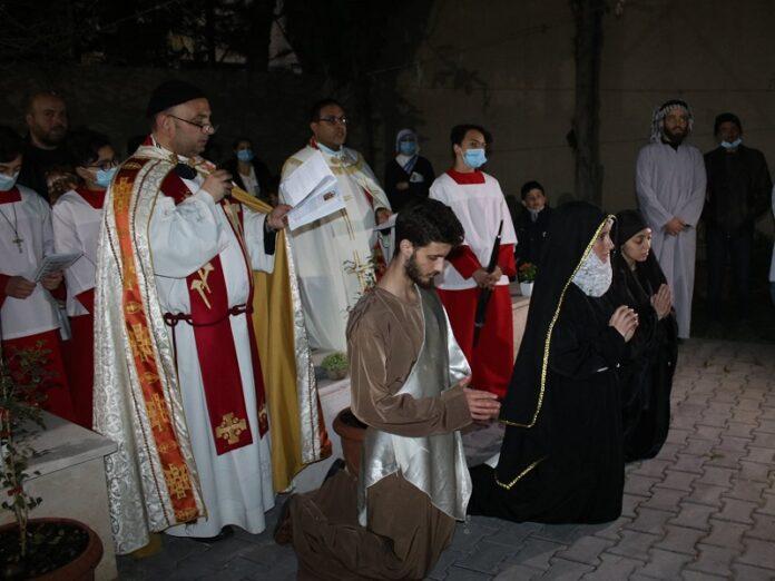 «Más del 90% de los católicos asiste a las celebraciones»