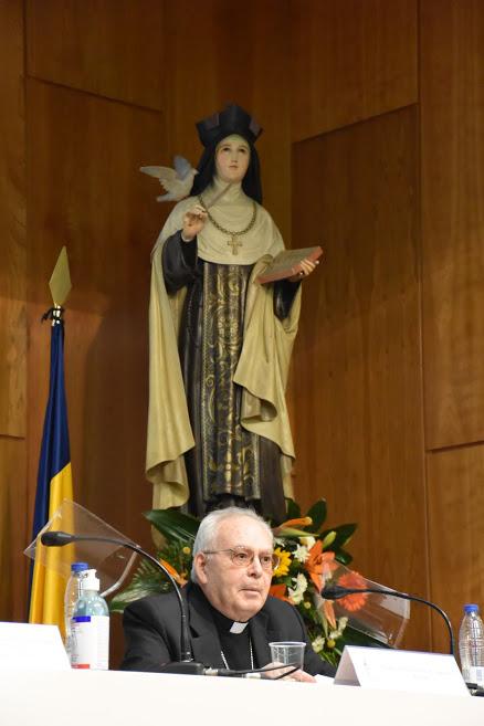 Cardenal Bocos: «Santa Teresa