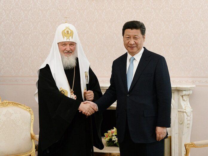 En China existen oficialmente 4 iglesias ortodoxas