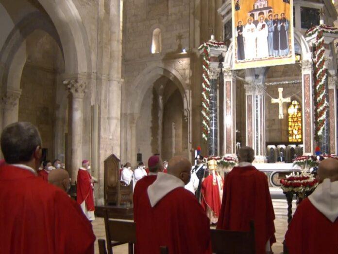 6 cistercienses mártires de la Eucaristía