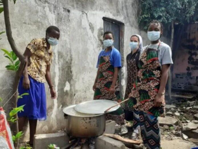Diócesis de Mozambique acoge a desplazados