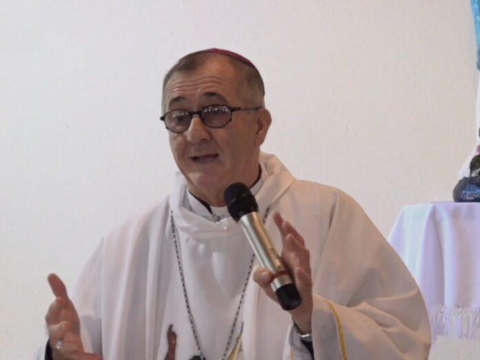Obispo Martínez «Dios sigue