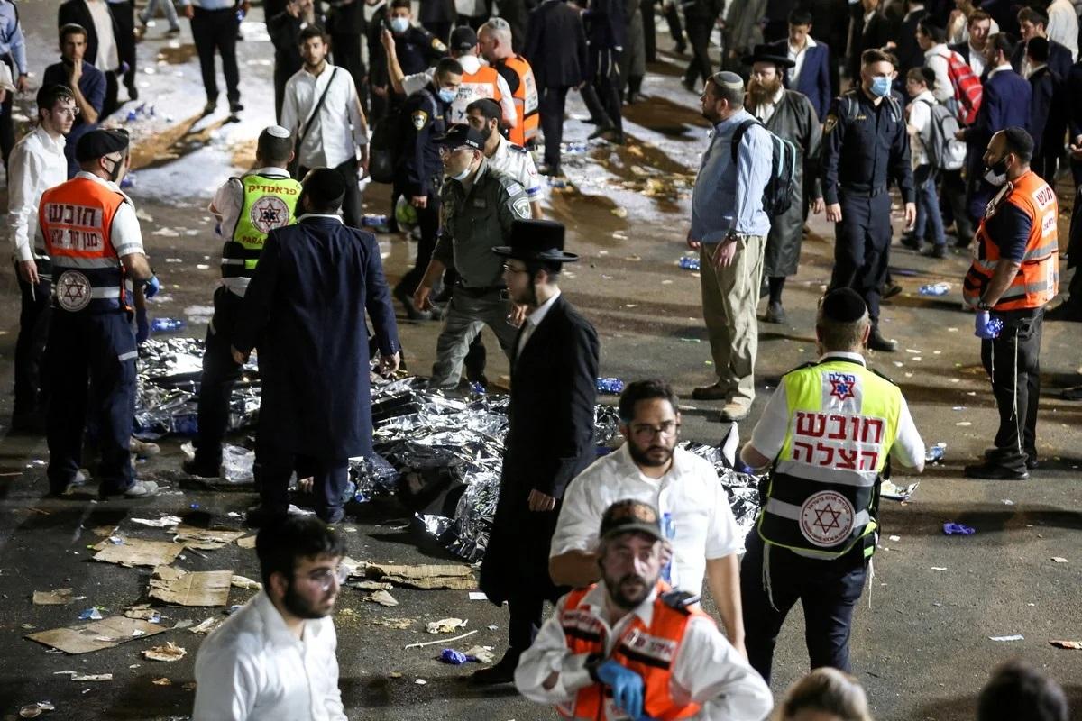 Fallecen más de 40 judíos