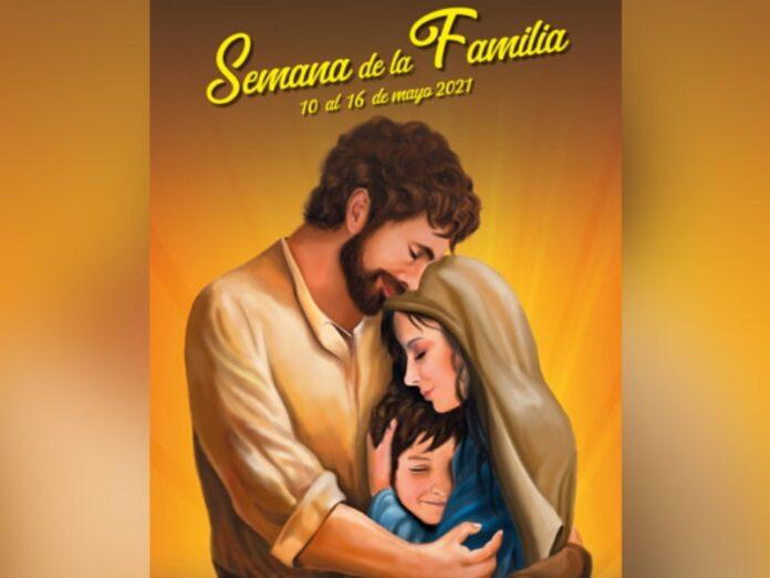 Católicos de Bolivia celebran Semana de la Familia