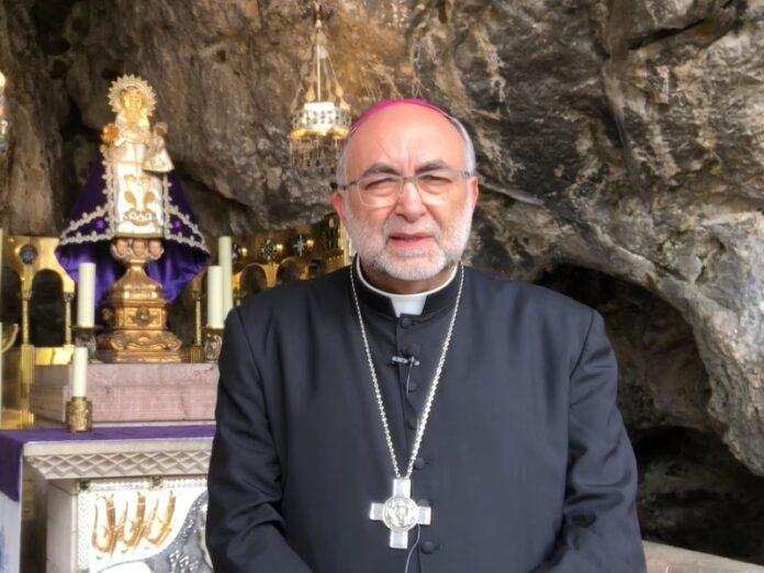 Arzobispo Sanz «María precioso