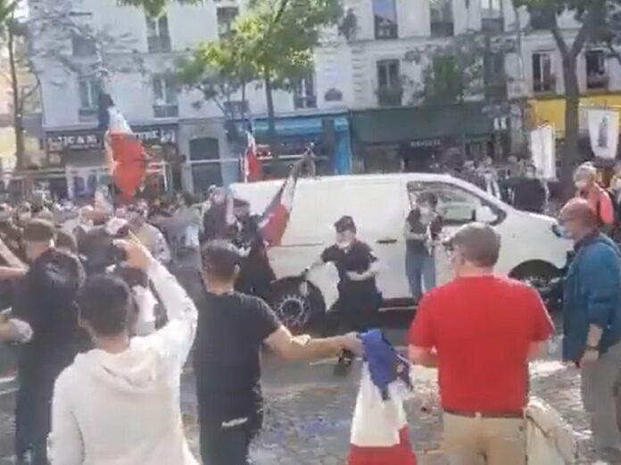 Atacan a católicos que participaban de procesión