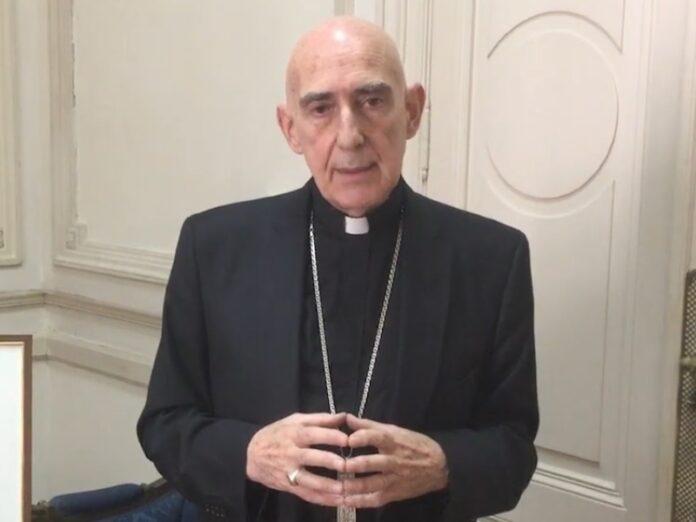 Obispo Malfa «Las medidas excesivas