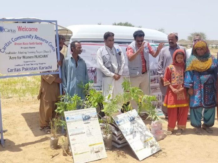 Caritas Pakistán abre centro comunitario
