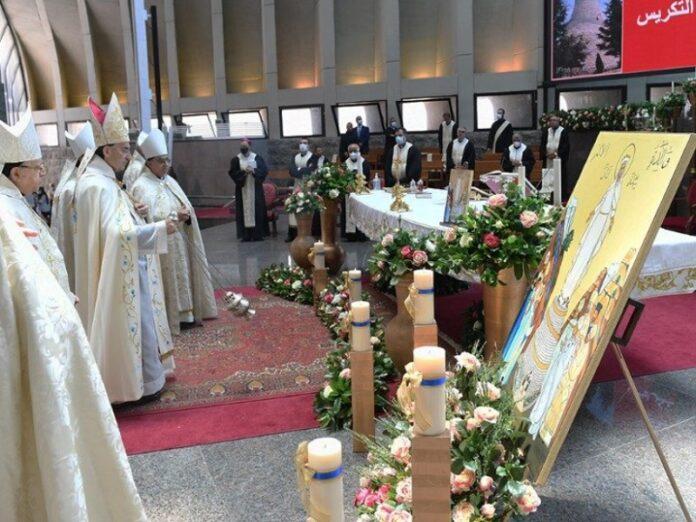 Cardenal Rai renueva consagración