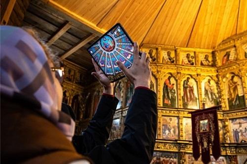 Reabren histórica iglesia ortodoxa