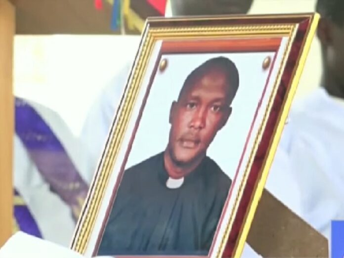 Detienen al presunto homicida de un sacerdote