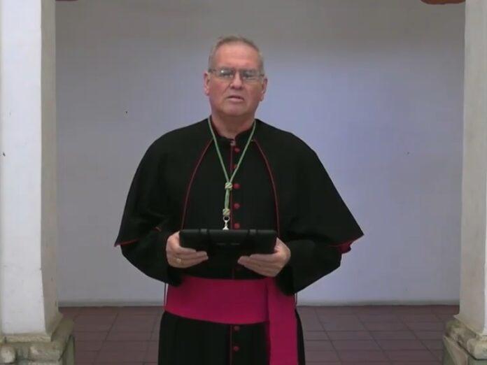 Arzobispo de Antequera Oaxaca La vida