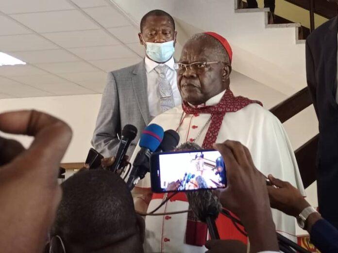 Fallece el cardenal Laurent Monsengwo