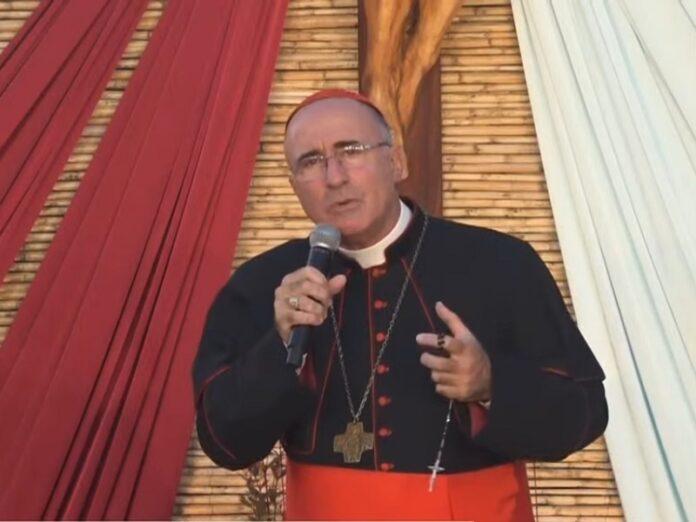 Cardenal Sturla exhorta a «testimoniar