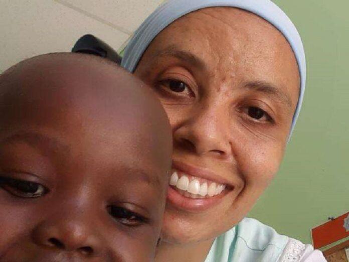 Misioneros brasileños atienden a niños