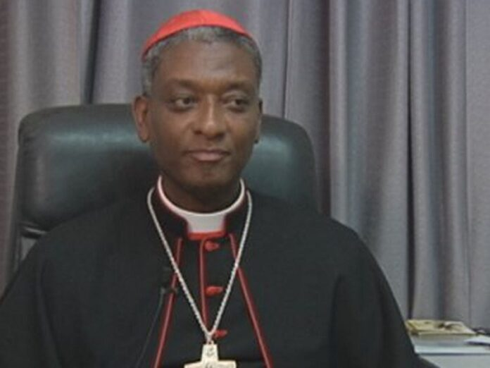 Cardenal de Haití: «La gente