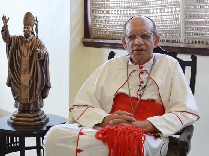 Cardenal Gracias exhorta a «promover