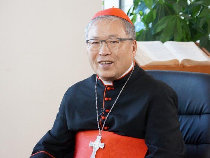 Cardenal Yeom exhorta a ancianos