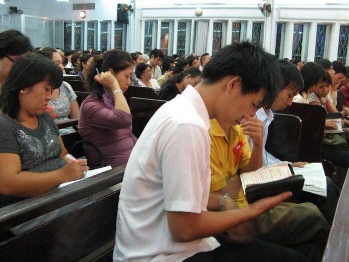 Cristianos de Vietnam padecen detenciones
