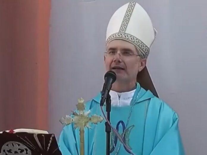 Obispo Montini: «¿Qué estamos haciendo