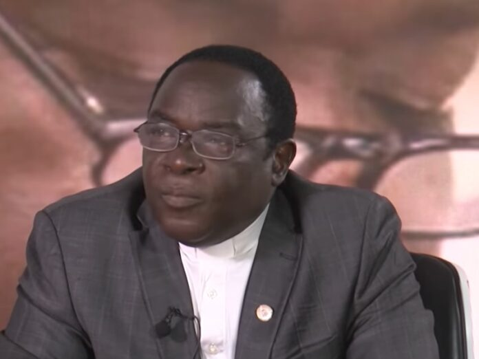Obispo de Nigeria: «incubando aquellas