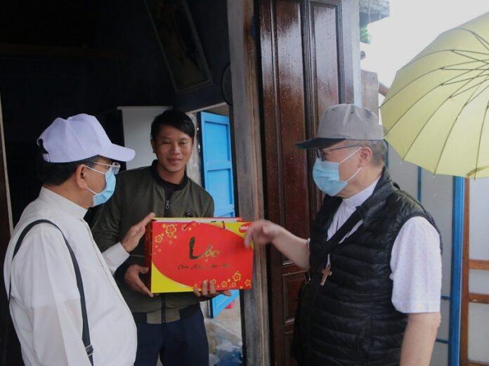 Iglesia en Vietnam brinda ayuda