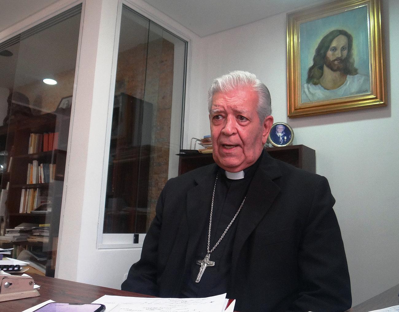 Fallece el cardenal venezolano Jorge Urosa