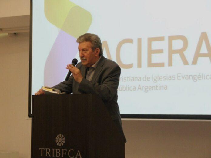 Fallece por COVID-19 el pastor Rubén Proietti