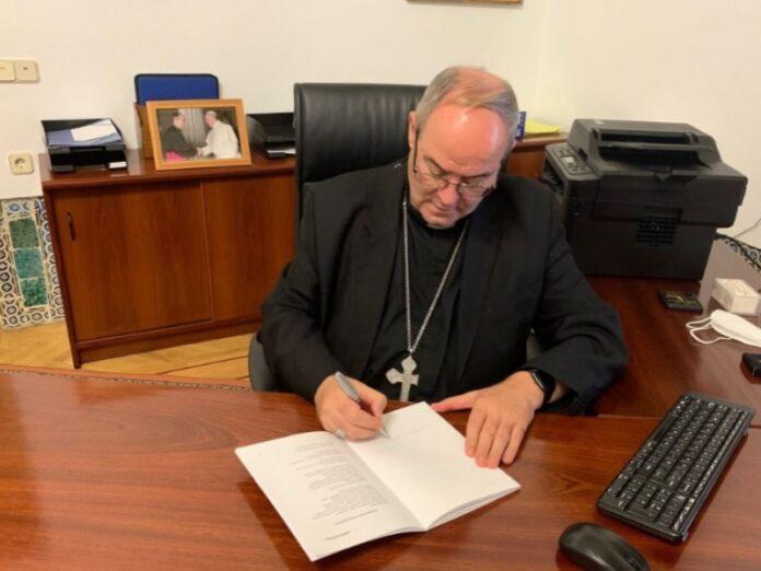 Arzobispo de Toledo: «Es urgente
