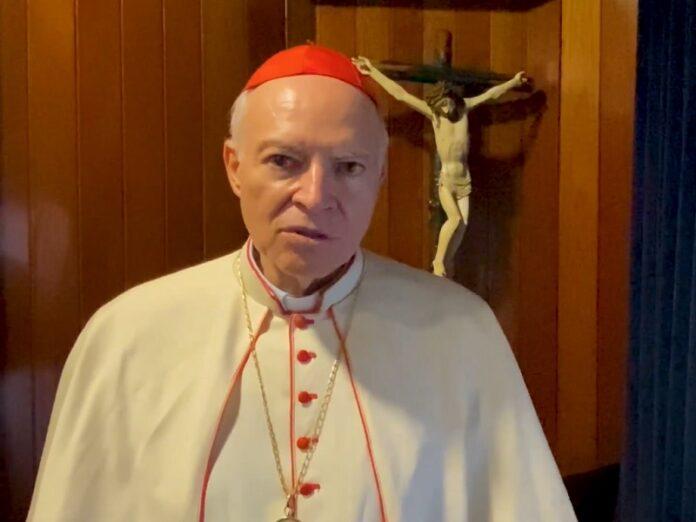 Cardenal Aguiar: «El ser humano es creado