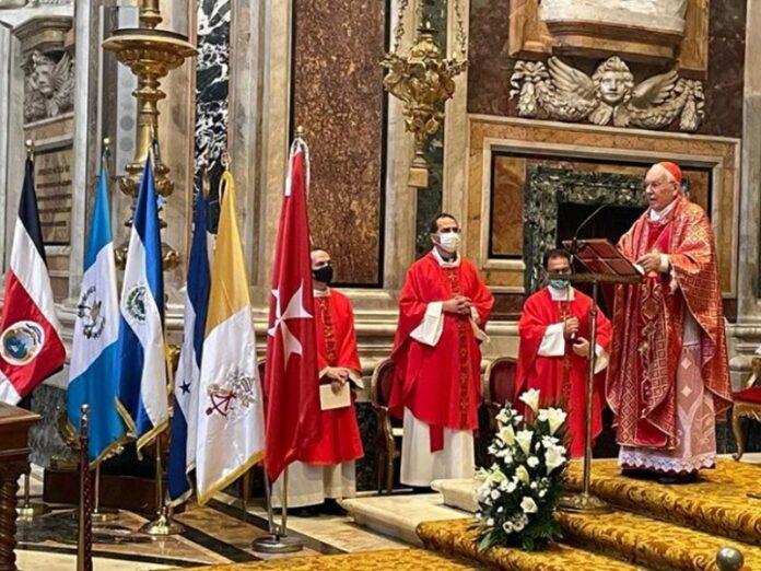 Cardenal Re destaca que «los valores