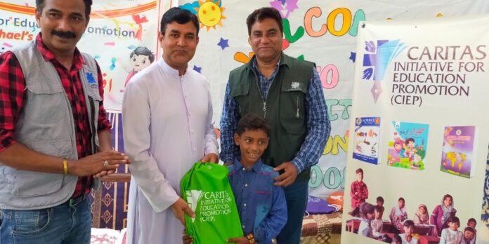 Caritas Pakistán abre 2